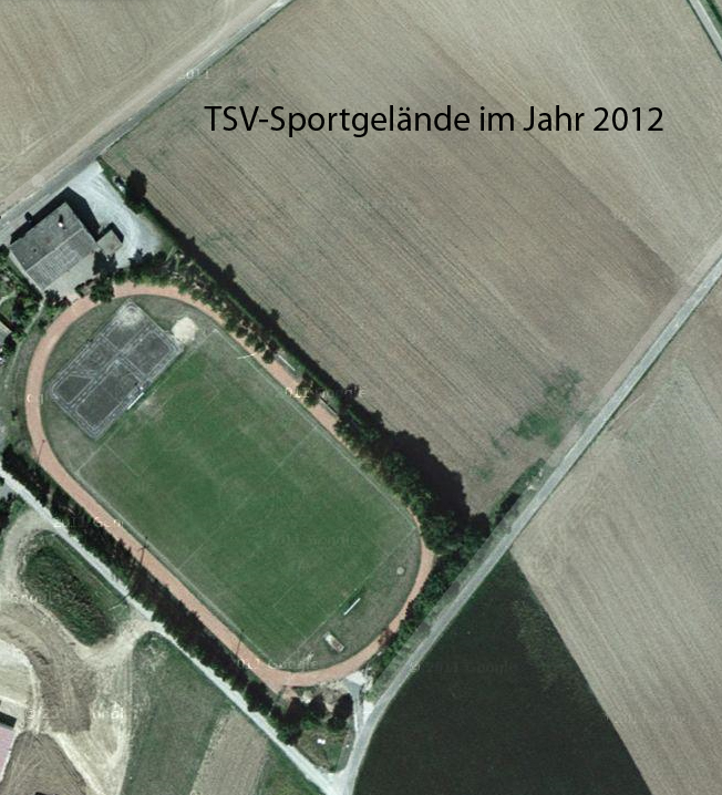 TSV Oerlenbach Sportgelände 2012